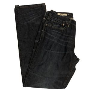 Gap Men's 1969 Boot Fit Jeans Size 34x34 Dark